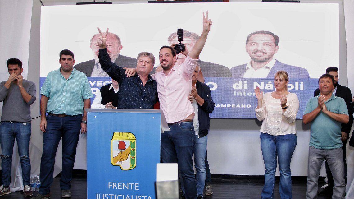 Elecciones en La Pampa: Sergio Ziliotto se impuso por 20 puntos frente a Kroneberger