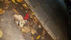 La policía detonó una falsa bomba en la casa de los hijos de Stornelli