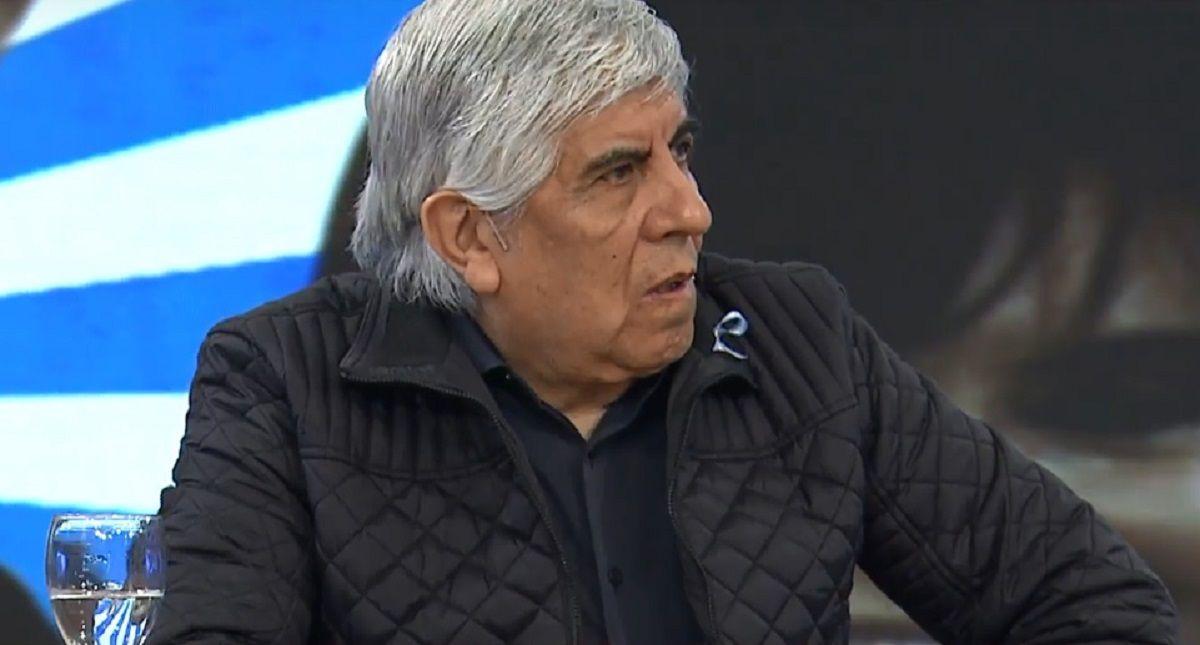 Moyano aventuró un triunfo en las elecciones de la fórmula Fernández- Fernández