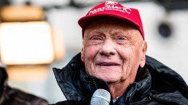 Murió el célebre campeón de Fórmula 1 Niki Lauda