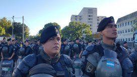Así será el operativo de seguridad en Comodoro Py para el juicio a Cristina