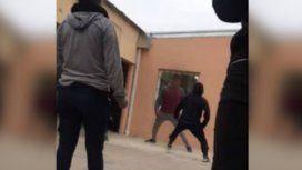 Santa Fe: un alumno sacó una faca durante una pelea en una escuela