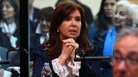 Cristina volvió a Comodoro Py por el juicio de la obra pública