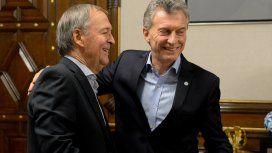 Macri recibió a Schiaretti en su intento por mantener vivos sus 10 puntos de consenso