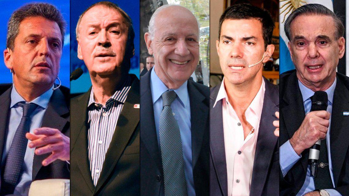 Alternativa Federal define con Lavagna su plan de cara a las PASO