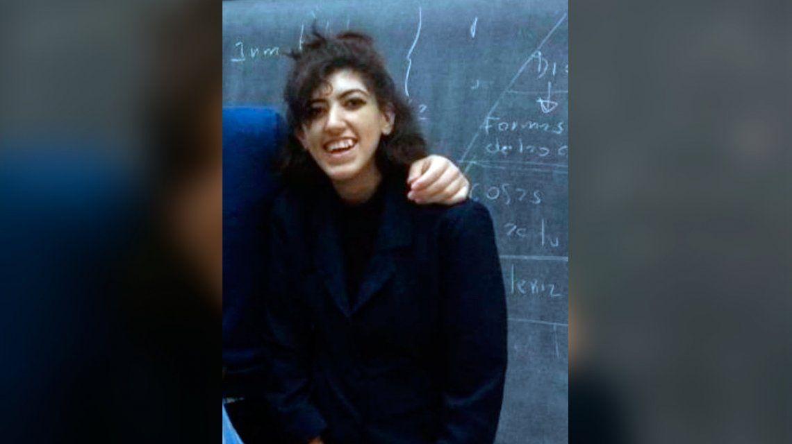 Leila Lombardo está desaparecida desde el jueves pasado