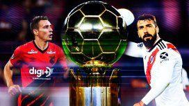 River va por otro título: visita a Athletico Parananense en la ida de la Recopa