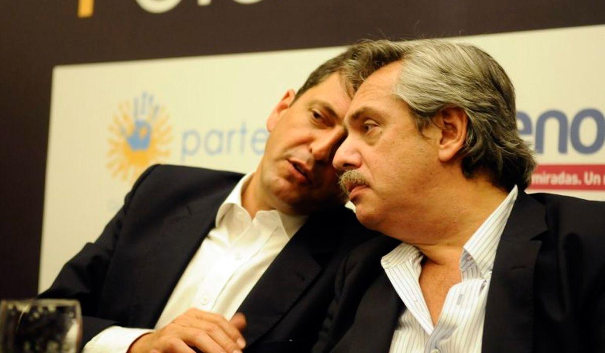 Alberto Fernández invitó a Massa a integrar el espacio que encabeza con Cristina Kirchner