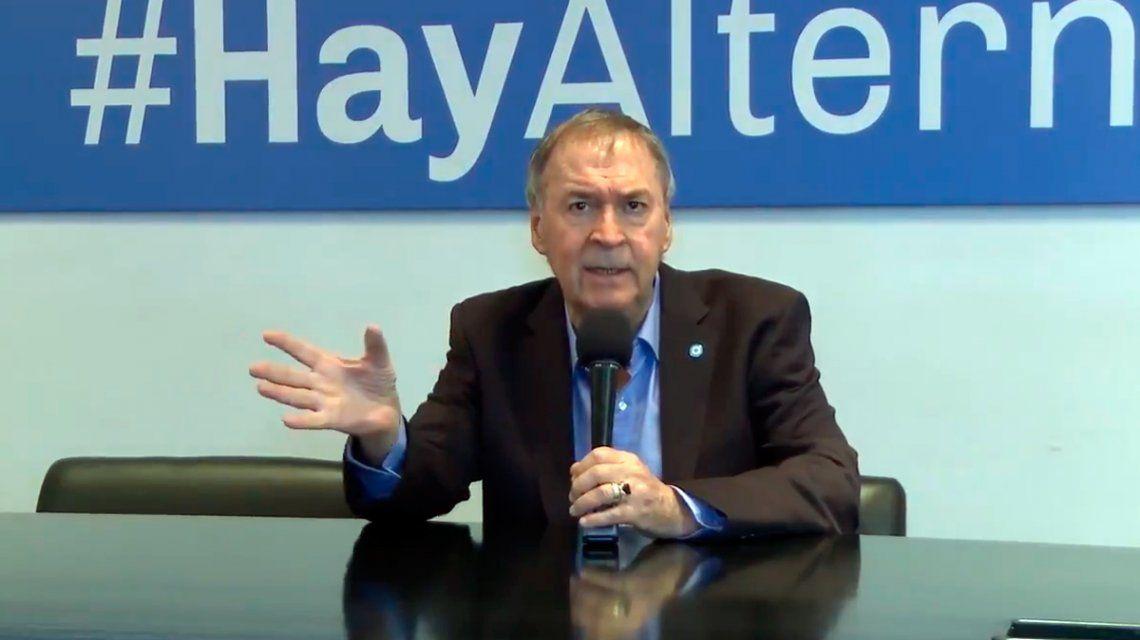 Schiaretti no apoya a ningún candidato a presidente: Vamos con la lista corta para defender a Córdoba