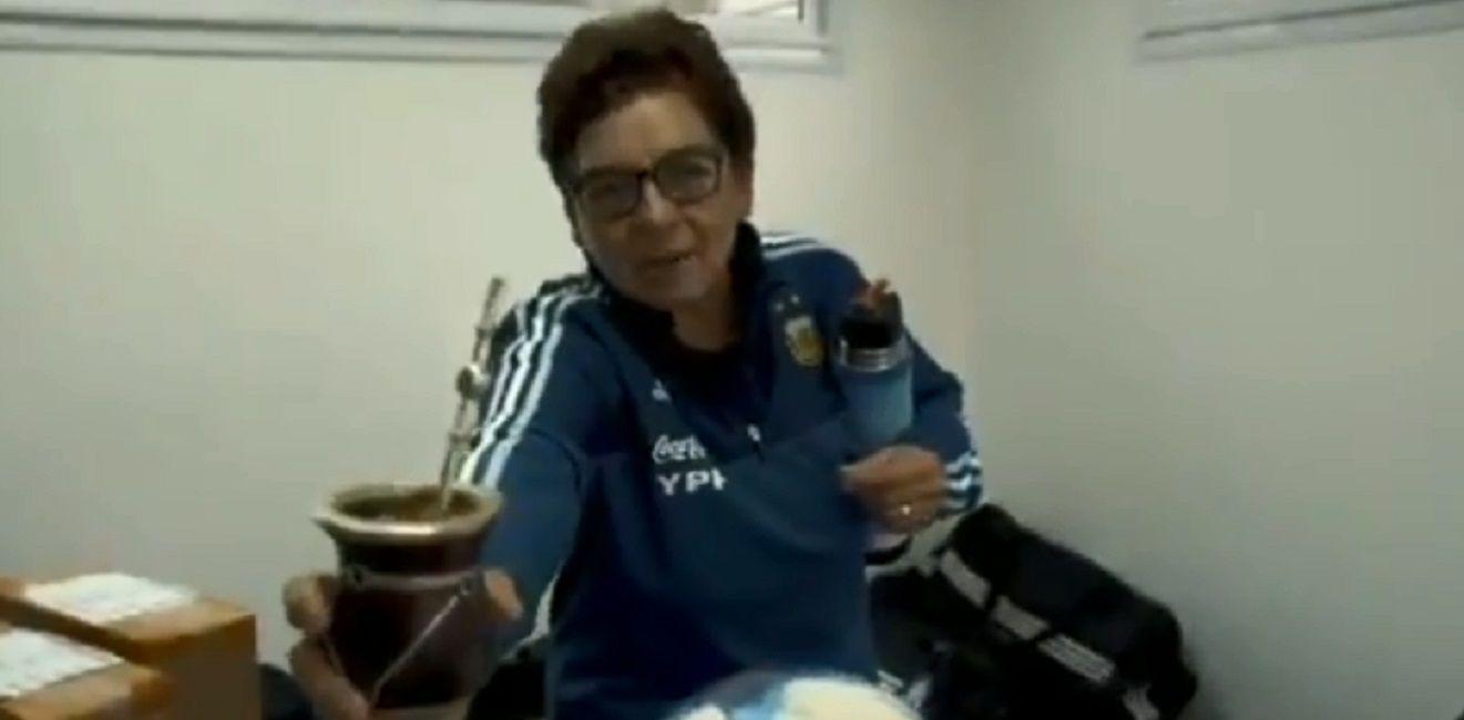 El original video con el que AFA presentó a las 23 jugadoras de la Selección Argentina para el Mundial