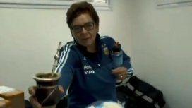 El original video con el que presentaron a las 23 jugadoras de la Selección argentina