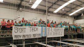 Sport Tech, unas de las fábricas que cerró