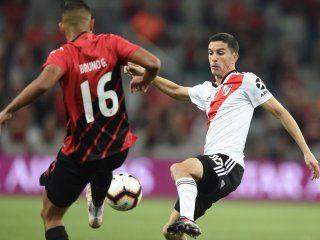 Athletico Paranaense recibe a River en Brasil