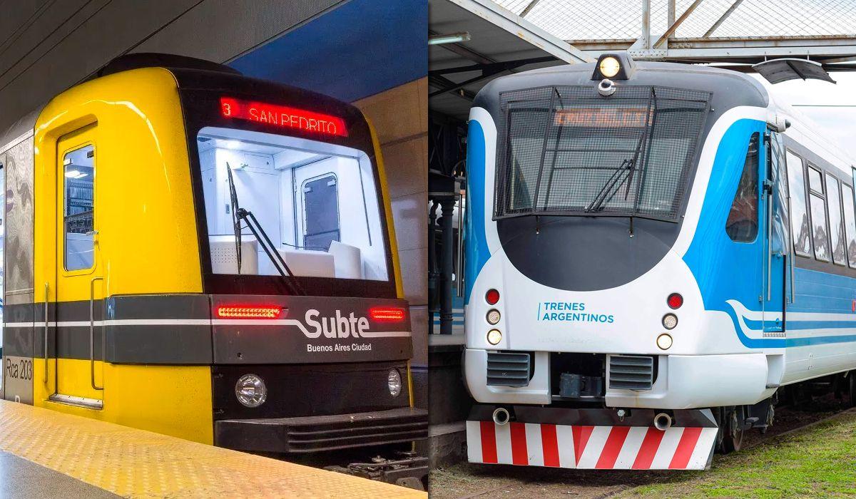 El paro de transporte será total el 25 de mayo: no habrá subtes, trenes ni colectivos