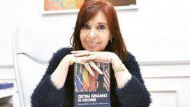 Tras el suceso editorial de Sinceramente, llegó a las librerías un nuevo libro de CFK
