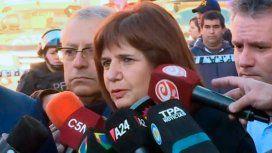 Bullrich sobre la persecución en San Miguel del Monte: Si los policías se comportaron como asesinos se los tratará como tales