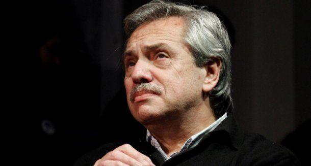 Alberto Fernández<br>