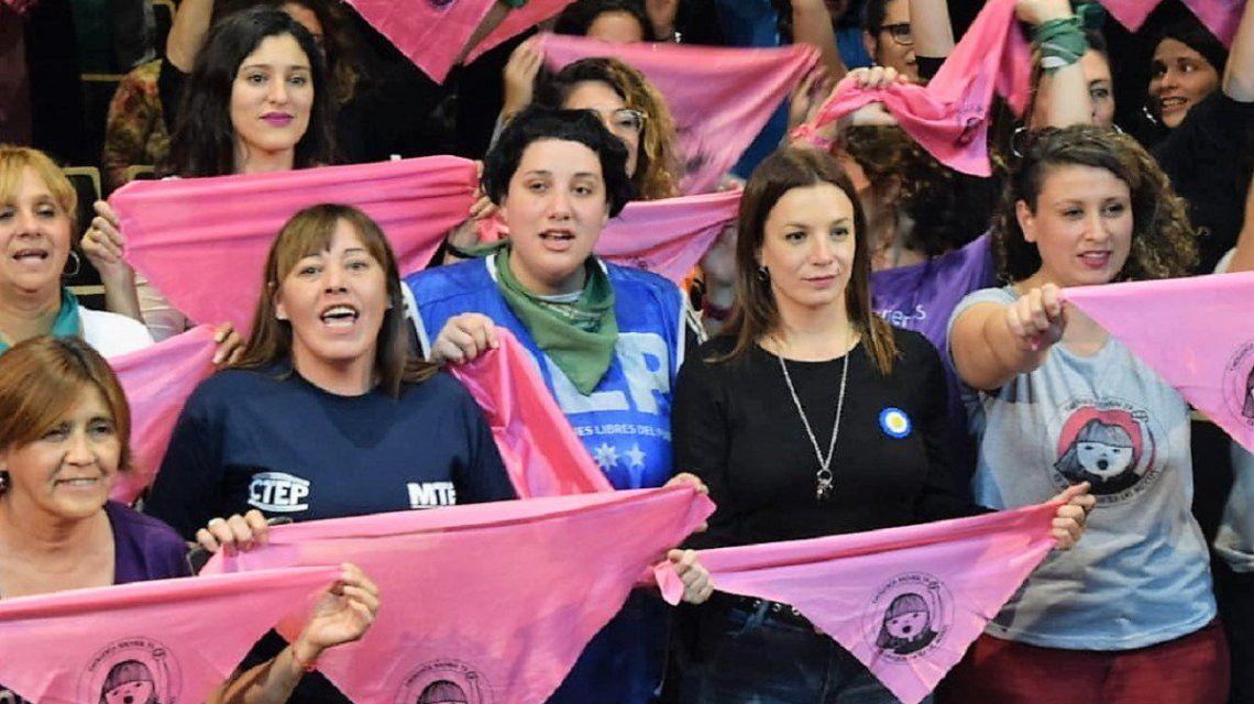 Presentaron la Ley de Emergencia Nacional en violencia de género