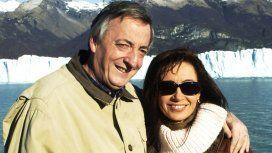 Néstor y Cristina Kirchner
