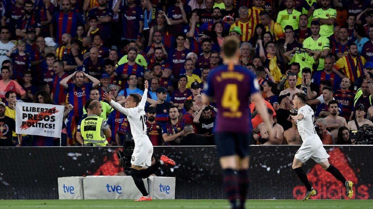 Valencia campeón de la Copa del Rey