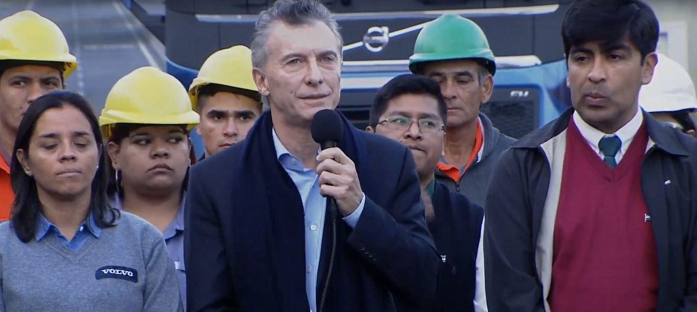 Macri inauguró el Paseo del Bajo junto a Vidal y Larreta