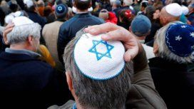 Un funcionario recomendó a los judíos no usar la kipá por el creciente antisemitismo