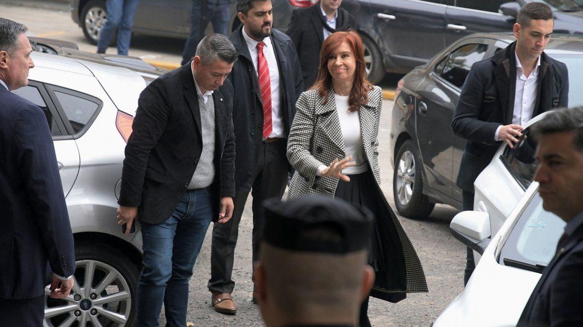 La defensa de Cristina Kirchner pedirá la nulidad del juicio por la obra pública