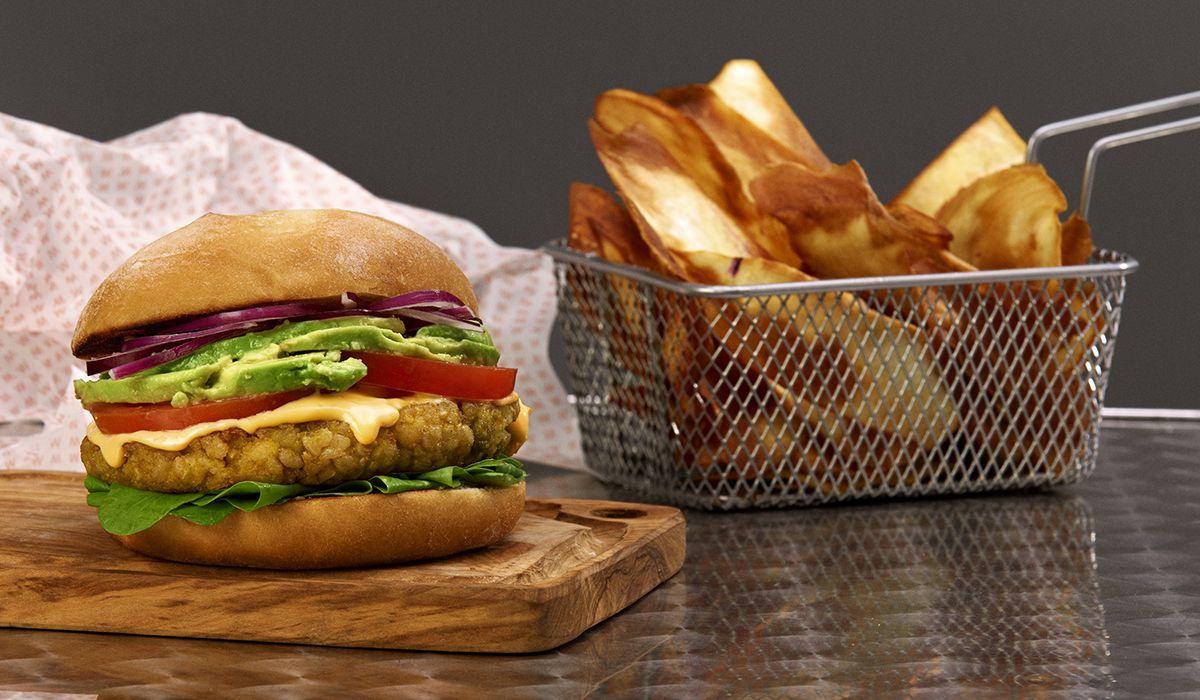 Día de la hamburguesa: ¿clásica, exótica o vegetariana?