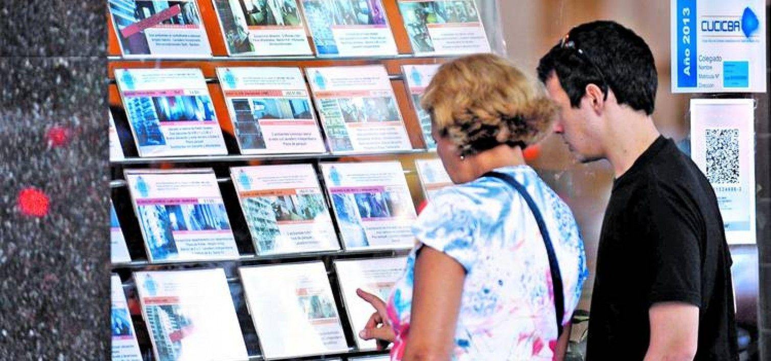 Once meses de caídas sin freno: la venta de inmuebles se hundió casi 54% en la Ciudad