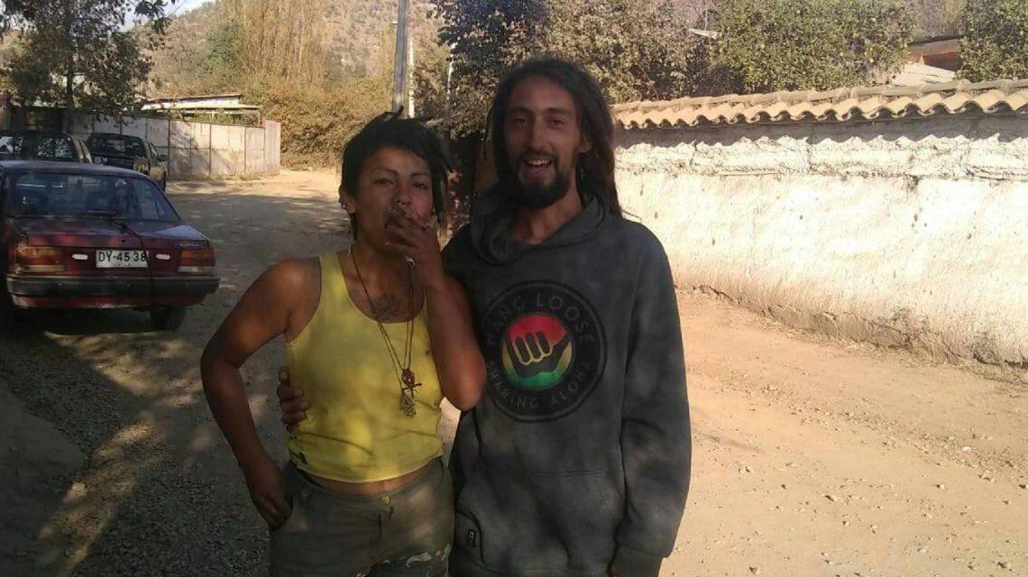 La pareja estuvo en Mendoza y cruzó a Chile para realizar un viaje por Latinoamérica