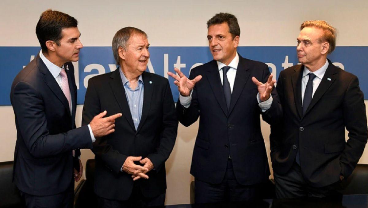 Para Pichetto, en Alternativa Federal quedan expectativas y le pide a Massa que mire al futuro