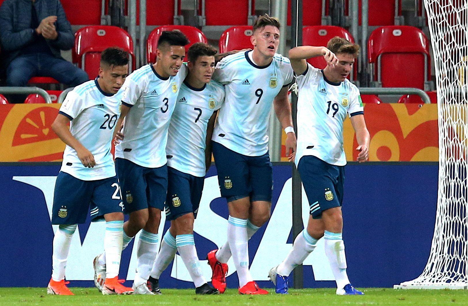 Se acabó la ilusión: Argentina cayó en los penales con Mali y quedó afuera del Mundial Sub 20