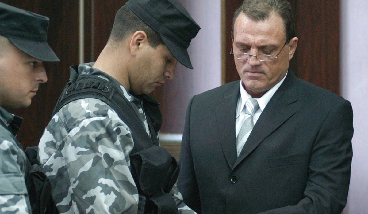 Horacio Conzi volvió a prisión por salir durante 12 minutos para empujar un auto