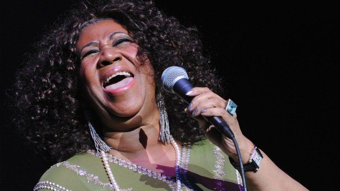 Encontraron un testamento de Aretha Franklin escondido bajo los almohadones de su sofá