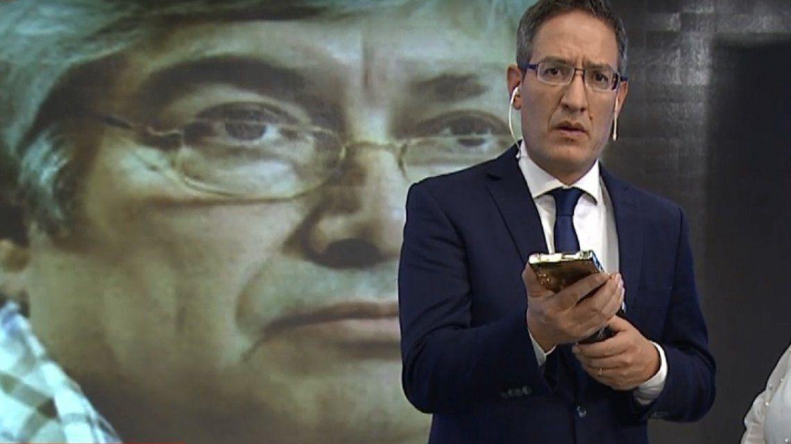 Eso no existe: Lázaro Báez habló de las declaraciones que le atribuyen sobre su patrimonio