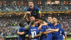 Chelsea apabulló al Arsenal y se quedó con la Europa League