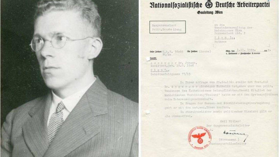 Quieren cambiar el nombre del síndrome de Asperger porque descubrieron que homenajea a un nazi