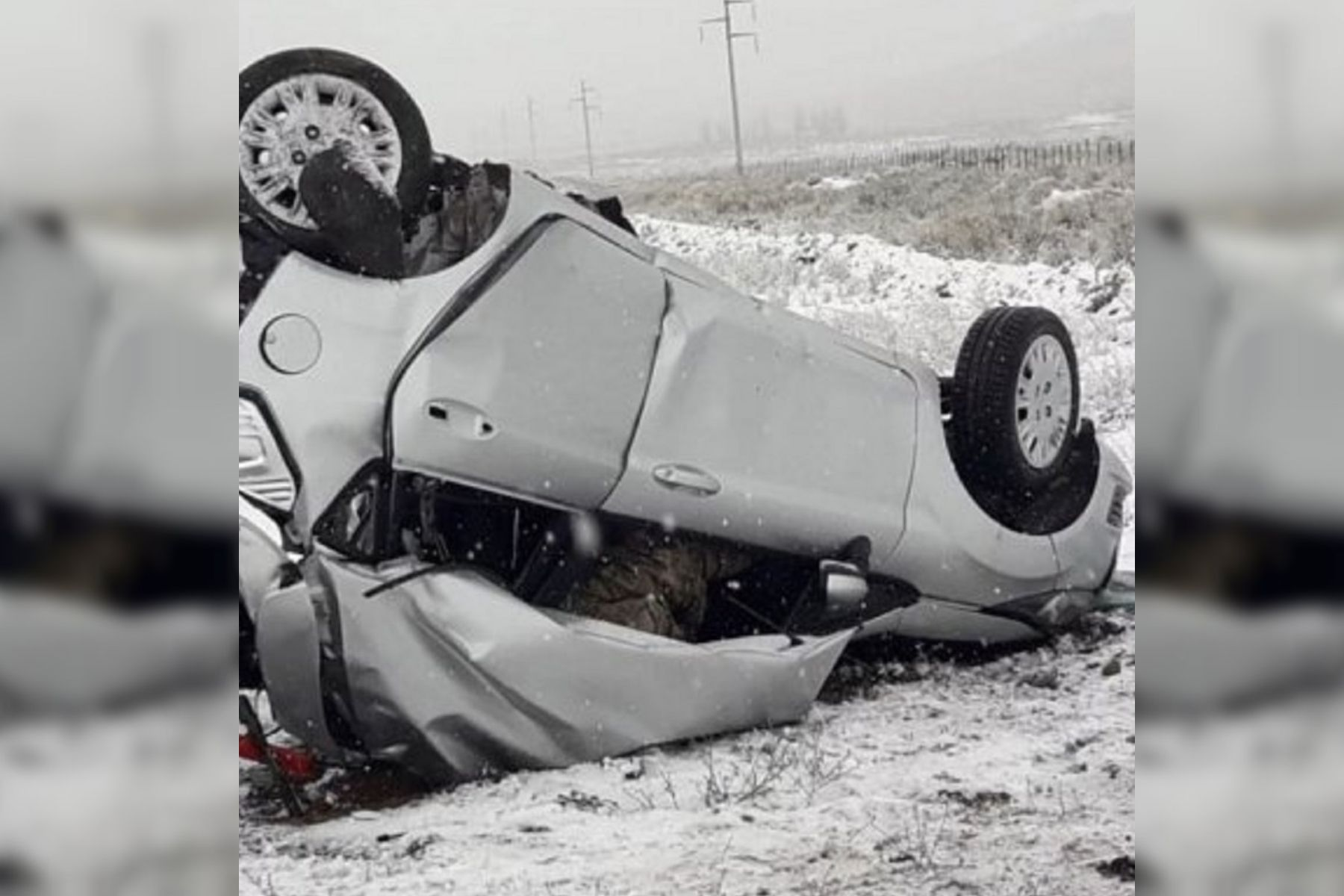 Neuquén: dos militares murieron en un choque en la Ruta 40