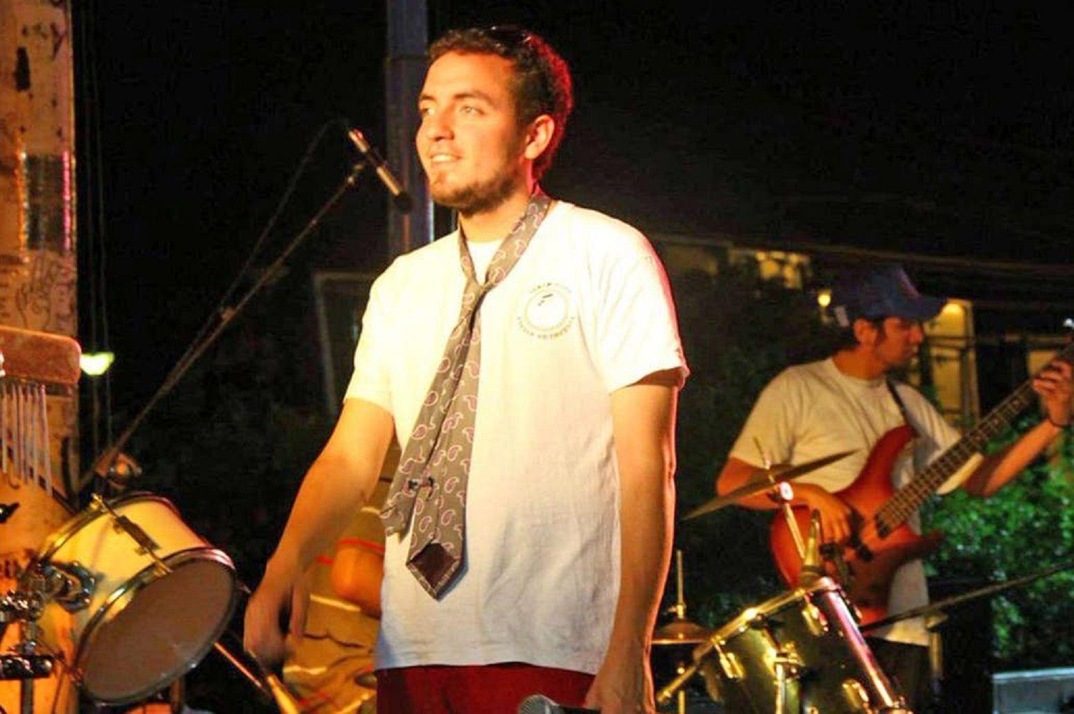 Diego Cagliero murió después de recibir una balazo de la policía en una persecución