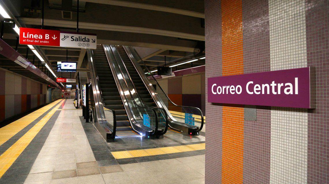 Amplían la Línea E de subte: el lunes se inauguran tres nuevas estaciones