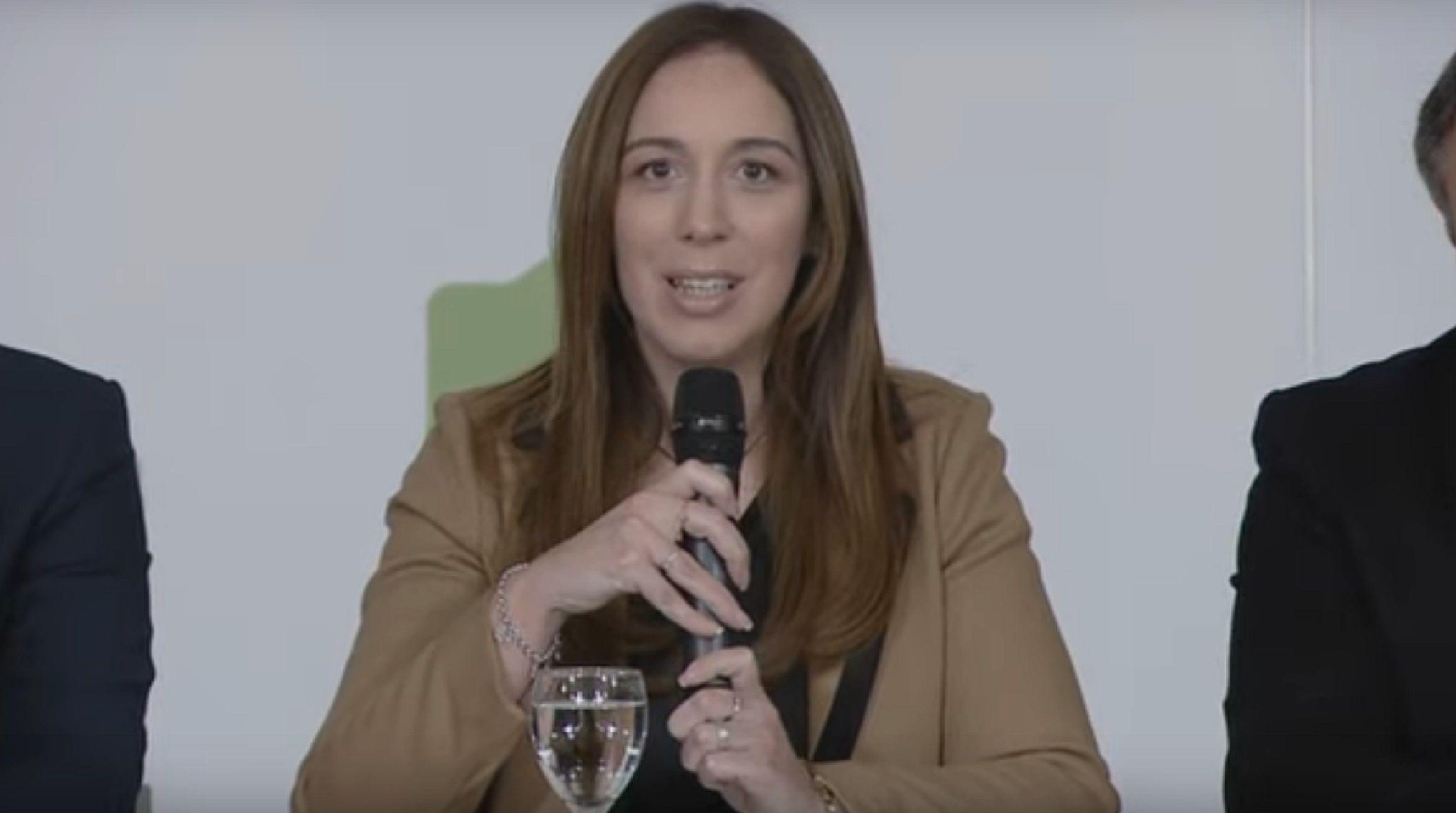 Provincia: Vidal anunció una baja en la tasa de mortalidad infantil