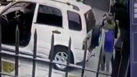 Así intentaron asaltar un hombre cuando lo rescataron sus dos perros