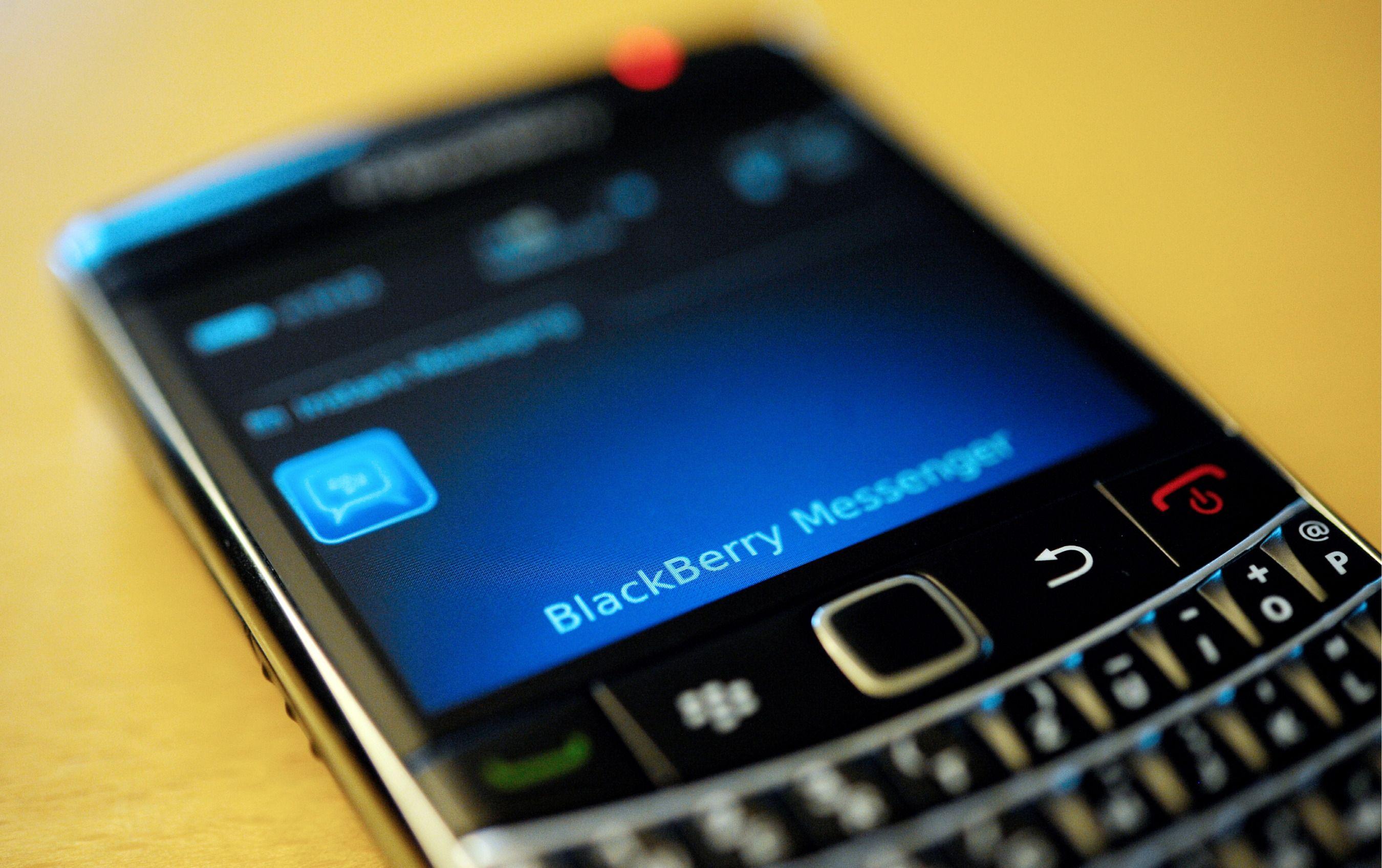 BlackBerry anuncia la muerte de un grande: adiós