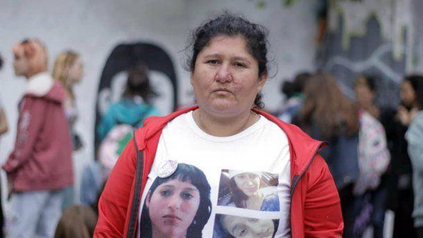 Marta Ramallo, la madre de Johana, pide justicia por el crimen de su hija<br>