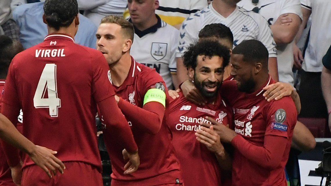 Liverpool campeón de la UEFA Champions League