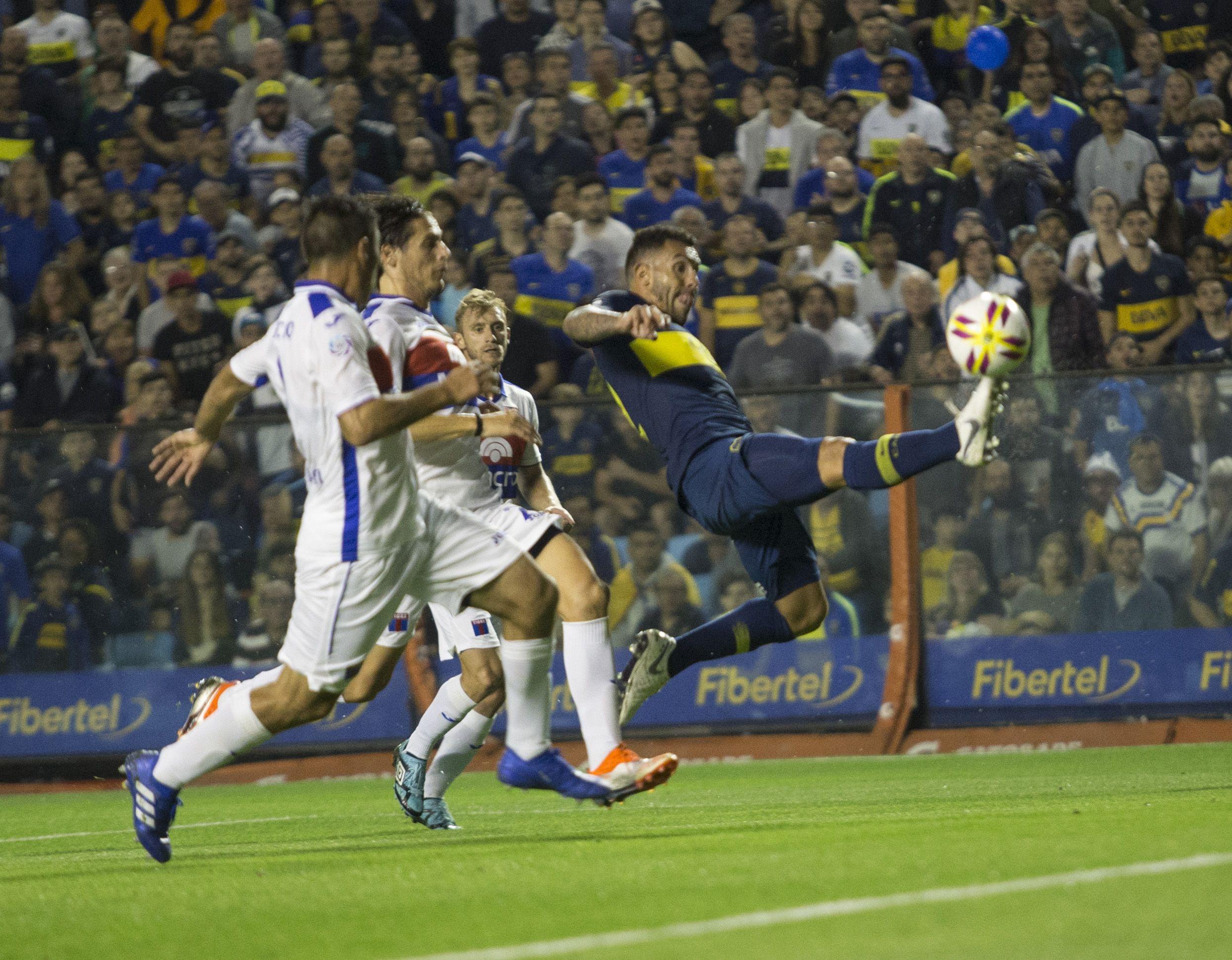 Boca y Tigre en la final de la Copa de la Superliga: horario, formaciones y TV
