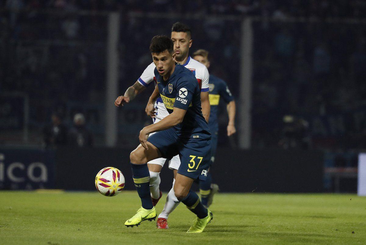 Tigre vs Boca en la final de la Copa de la Superliga - Crédito:@BocaJrsOficial