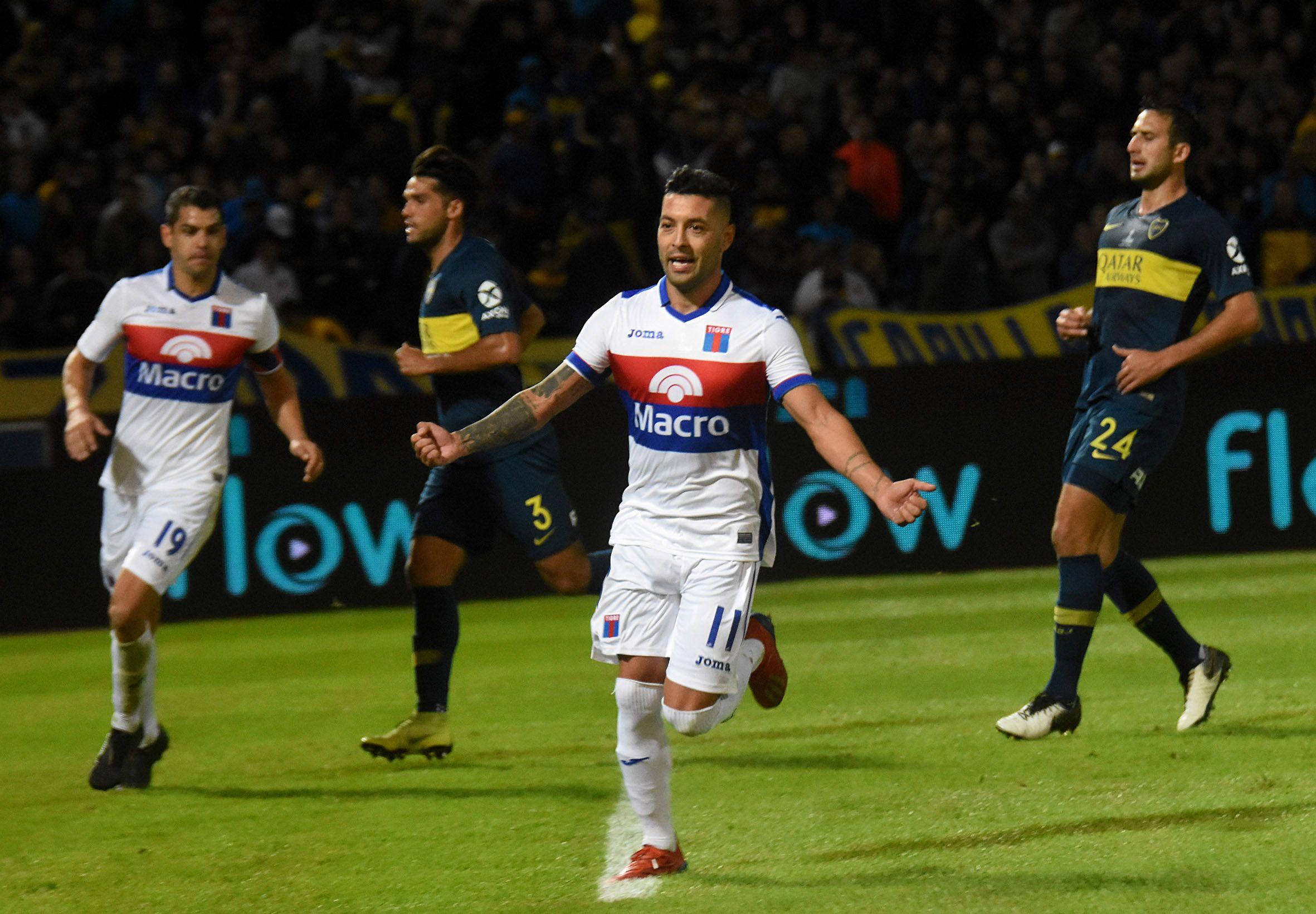 Tigre le ganó a Boca y es campeón de la Copa de la Superliga