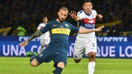 Olvidable partido de Benedetto ante Tigre por la final de la Copa de la Superliga