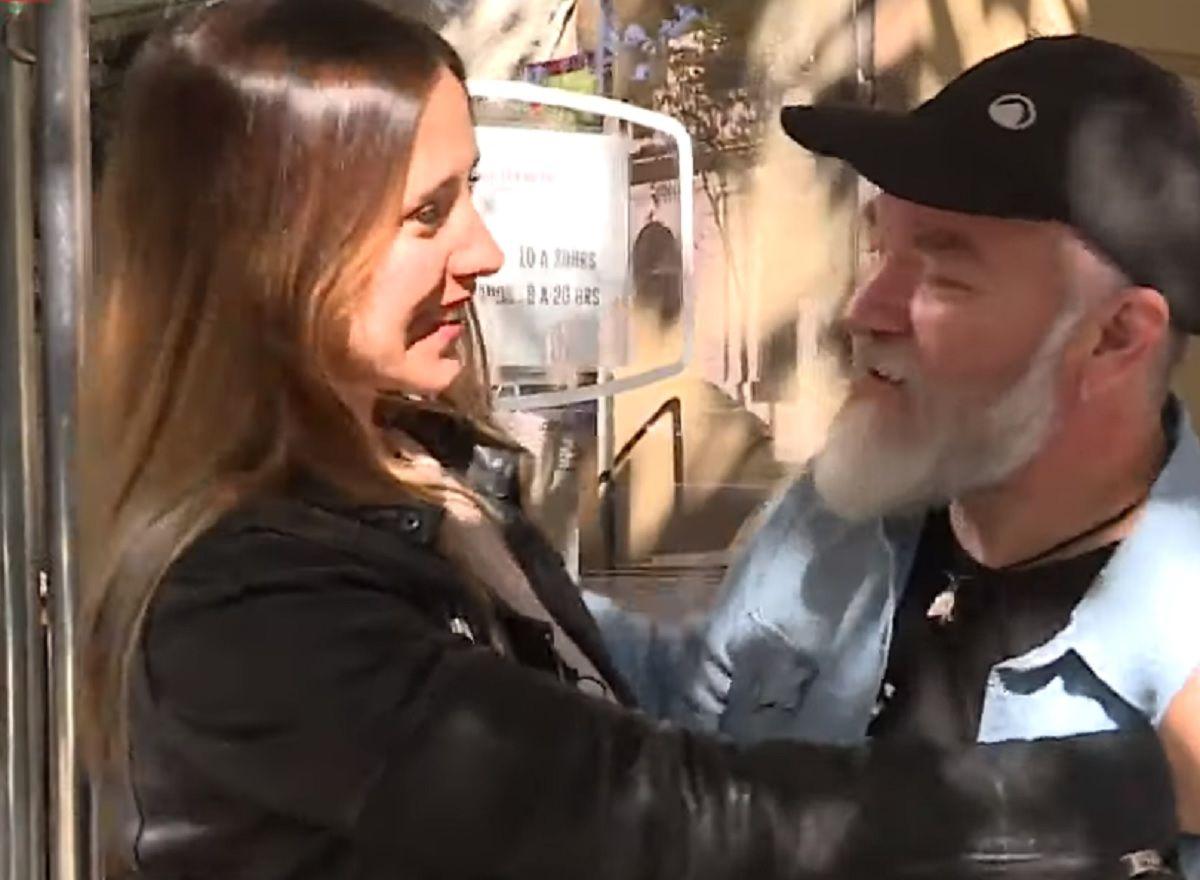 Julieta Camaño y Sergio Maldonado